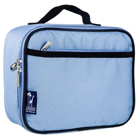 Lunch Box Blue kid s school lunch boxes by wildkin