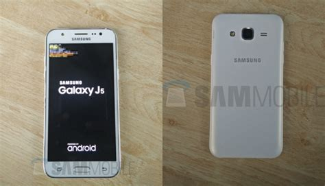 Samsung J5 Gsmarena samsung galaxy j5 appears in a bevy of leaked photos