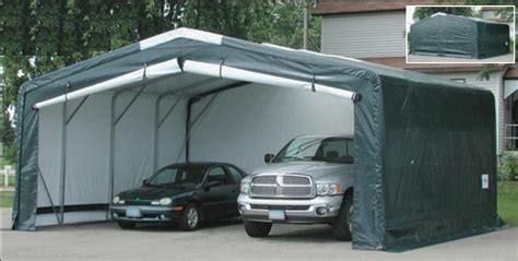 Portable Garage Shelter Portable Building Portable Garages Carports