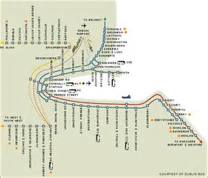 Dart Route Map by Luas Park And Ride Green Line Askaboutmoney Com The