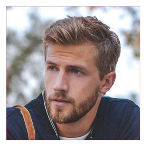 hairstyles on top longer at back best haircut and short sides with messy long top and beard