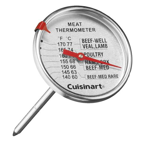 Food Thermometer shop cuisinart probe thermometer at lowes
