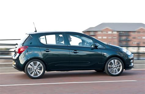 vauxhall corsa hatchback review parkers