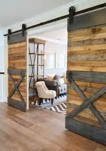 Sliding Barn Doors For House Stylish Sliding Barn Door Ideas The Owner Builder Network