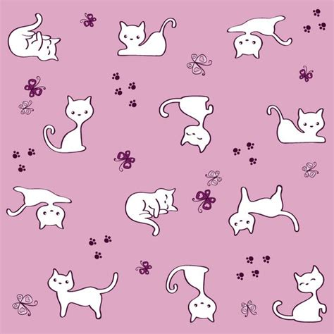 pattern cat background cat pattern backgrounds tumblr cats pattern rinoa free