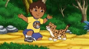 Diego Jaguar Rescue The Gallery For Gt Go Diego Go Rainforest Rhapsody