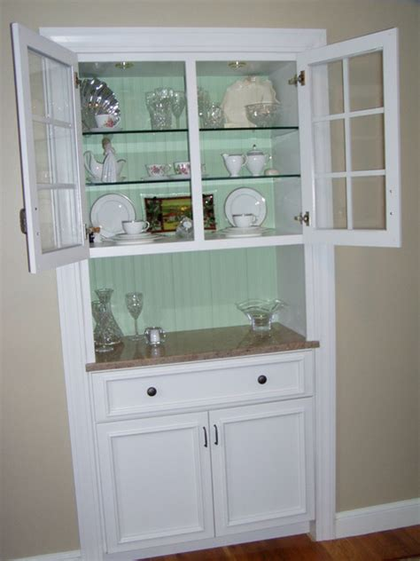 Dining Room Hutch Ikea China Cabinet Traditional Dining Room Other Metro