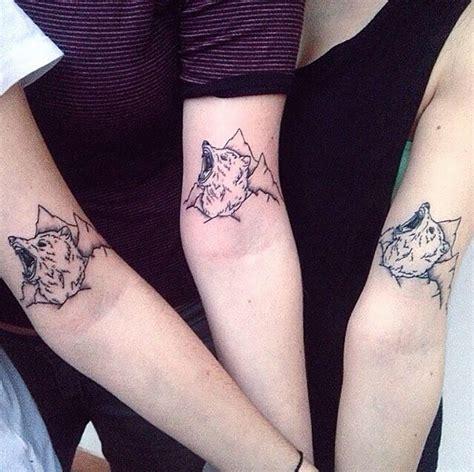 63 tatouages originaux partag 233 s entre soeurs qui