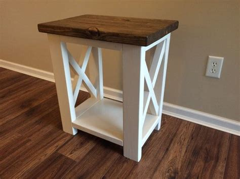 small rustic end best 25 rustic end ideas on pinterest farmhouse