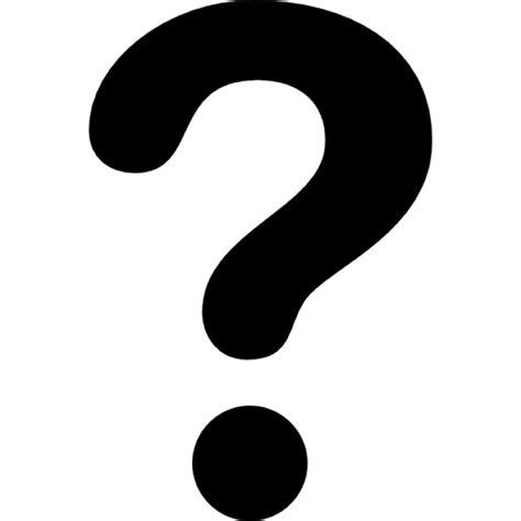Imagenes Simbolos De Interrogacion | signo de interrogaci 243 n descargar iconos gratis