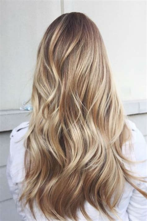 bayalage light blonde to carmel blonde 36 blonde balayage hair color ideas with caramel honey