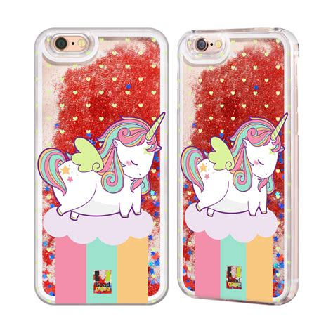 Gliter Water Tsum Iph 5 Iph 6 unicorn liquid glitter for apple