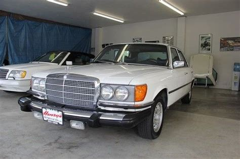 1980 mercedes 300sd sell used 1980 mercedes 300sd w116 in oregon