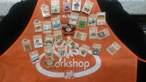 home depot workshop last 2 years toys4fun