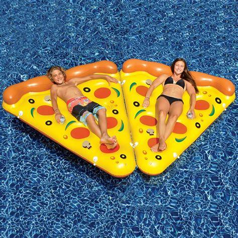 swimline pool pizza slice float