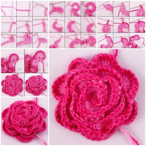 and the crochet hook patterns to inspire and admire books diy pretty crochet flower
