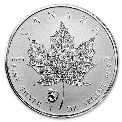1 oz 2016 canadian maple leaf silver coin 2016 1oz 5 cad canadian 9999 silver maple leaf coin privy