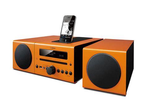Miniatur Sound System 1 yamaha ios mini audio systems announced