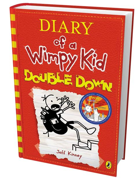the diary of a check out diary of a wimpy kid double down by jeff kinney fun kids the uk s children s