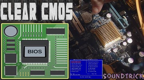reset bios intel motherboard clear cmos bios battery way motherboard gigabyte youtube