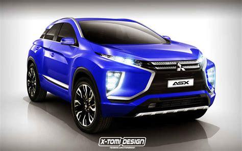 mitsubishi concept 2017 2017 mitsubishi asx australia rendering car models 2017