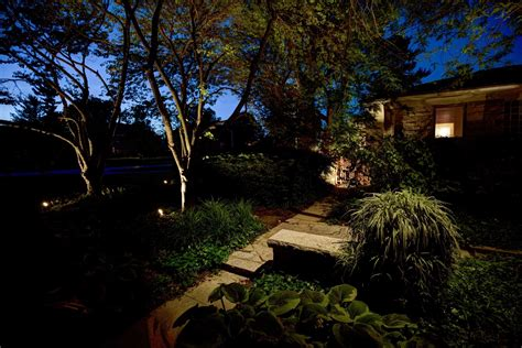 Best Landscaping Lights Architectural Landscape Lighting Oak Outdoor