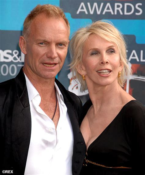 Sting And Found Guilty Of Discrimination by Sacked Chef Wins 163 25 000 From Sting And Trudie Daily