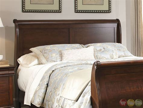 mahogany bedroom set carriage court traditional mahogany finish bedroom set