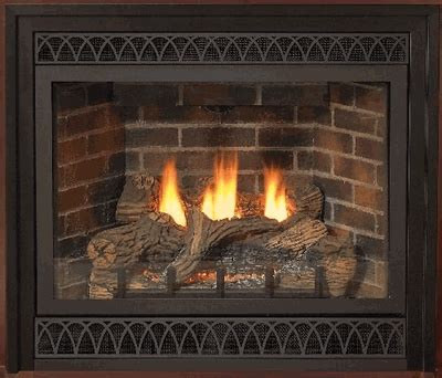 Luxury Gas Fireplace by Empire Dvd32fp70n Tahoe Luxury Direct Vent Fireplace
