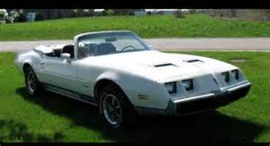 Pontiac Drop Top Found On Ebay 1981 Pontiac Firebird Formula Drop Top