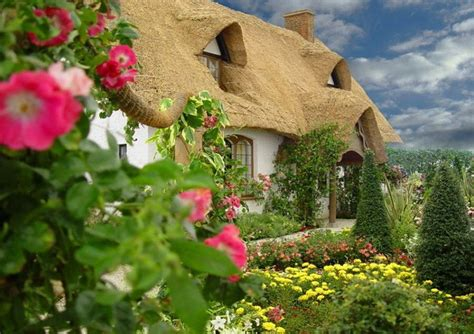 Cottage Garden Decor Cottage Gardens The Charming Of Country Gardens