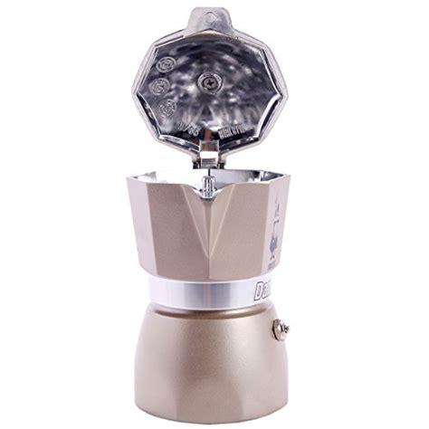 Bialetti Dama 1 Cup bialetti dama stove top espresso maker 3 cup coffee store