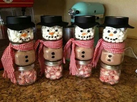 christmas crafts with baby food jars baby food jar gift crafts jars gifts and snow