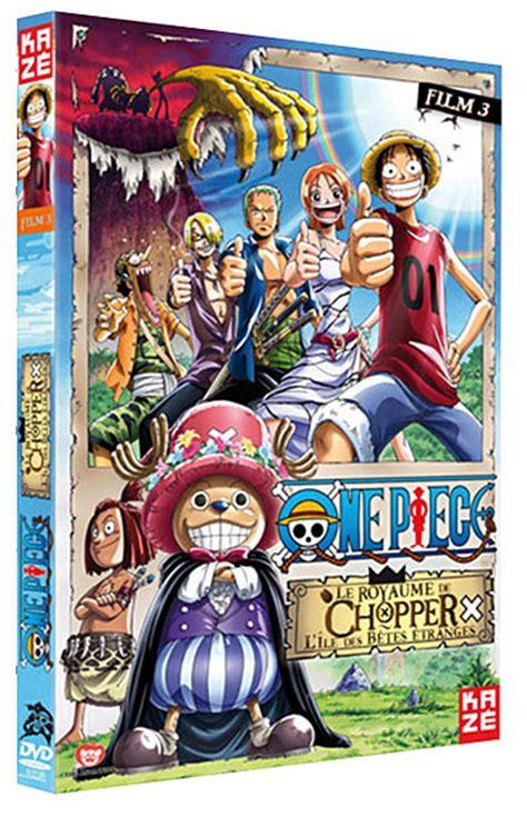 film one piece l ile de la main vf critique one piece film 3 29 mai 2012 manga news