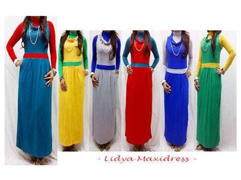 Dress Maxi Mentari dinomarket 174 pasardino gaun dress lidya maxi