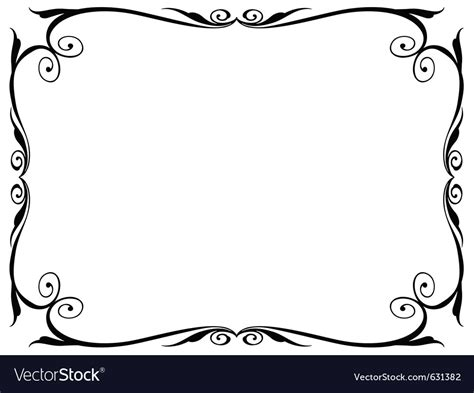 royalty free vector ornamental with 343155995 stock ornamental frame vector 1 clip vector site