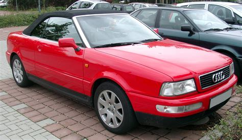 Audi B4 by File Audi B4 Cabriolet Front 20071002 Jpg Wikimedia Commons