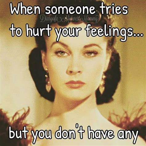 Feelings Meme - when someone tries to hurt your feelings but you don t