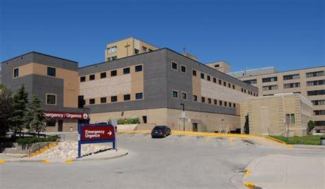 Winnipeg Bathroom Renovations by New Emergency Room Opens At St Boniface Hospital Chrisd Ca