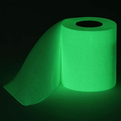 How To Make Glow In The Toilet Paper - glow in the toilet paper craziest gadgets