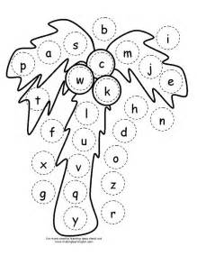 chicka chicka boom boom tree template chicka chicka boom boom coloring pages coloring home