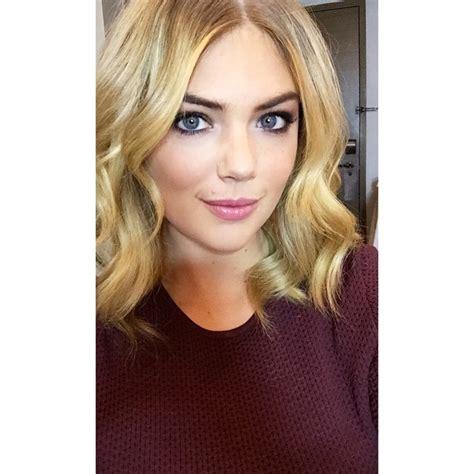 lob hairstyles instagram kate upton now has short hair photos
