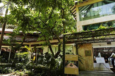 halia botanical gardens halia restaurant botanic gardens entrance picture of the