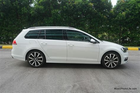 Volkswagen Golf Variant Singapore Review