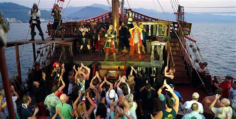 barco pirata vallarta marigalante grupos marigalante barco pirata vallarta