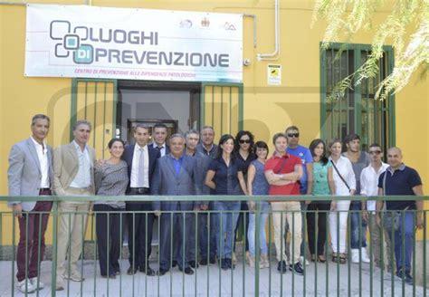 ufficio anagrafe catanzaro catanzaro inaugurata la nuova sede di luoghi di prevenzione