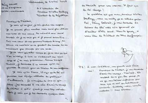 Exemple De Lettre Ecrite A Des Prisonnier Assist 233 Un 233 Vident Contre Exemple