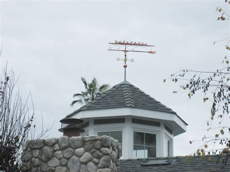 racing rowboat customer photos cupolas peaks west coast weathervanes
