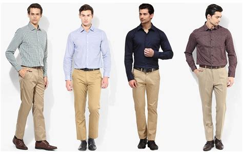Celana Kolor Casual Standar s guide to pant shirt combination looksgud in