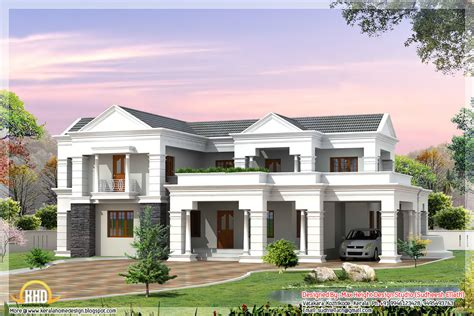 house plan 3d indian style 3d house elevations kerala home design and floor plans